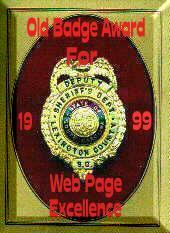 Old Badge Award