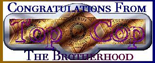 Top Cop Award