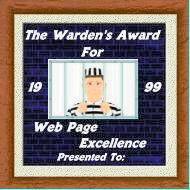 The Warden's Award